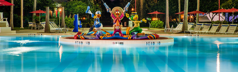 Disney's All-Star Resorts