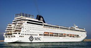 MSC Sinfonia Cruises 7 nights