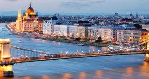 Vienna, Prague and Budapest