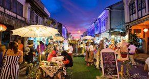 Bangkok & Phuket Market Combo