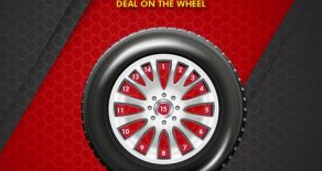 Deal On The Wheel
