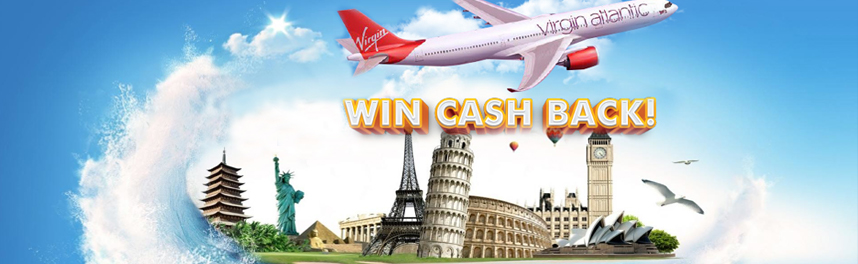 Win Cash Back