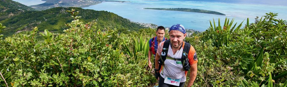 Mauritius's five-star trail running event