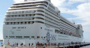 MSC Musica – 25 Nights Cruise